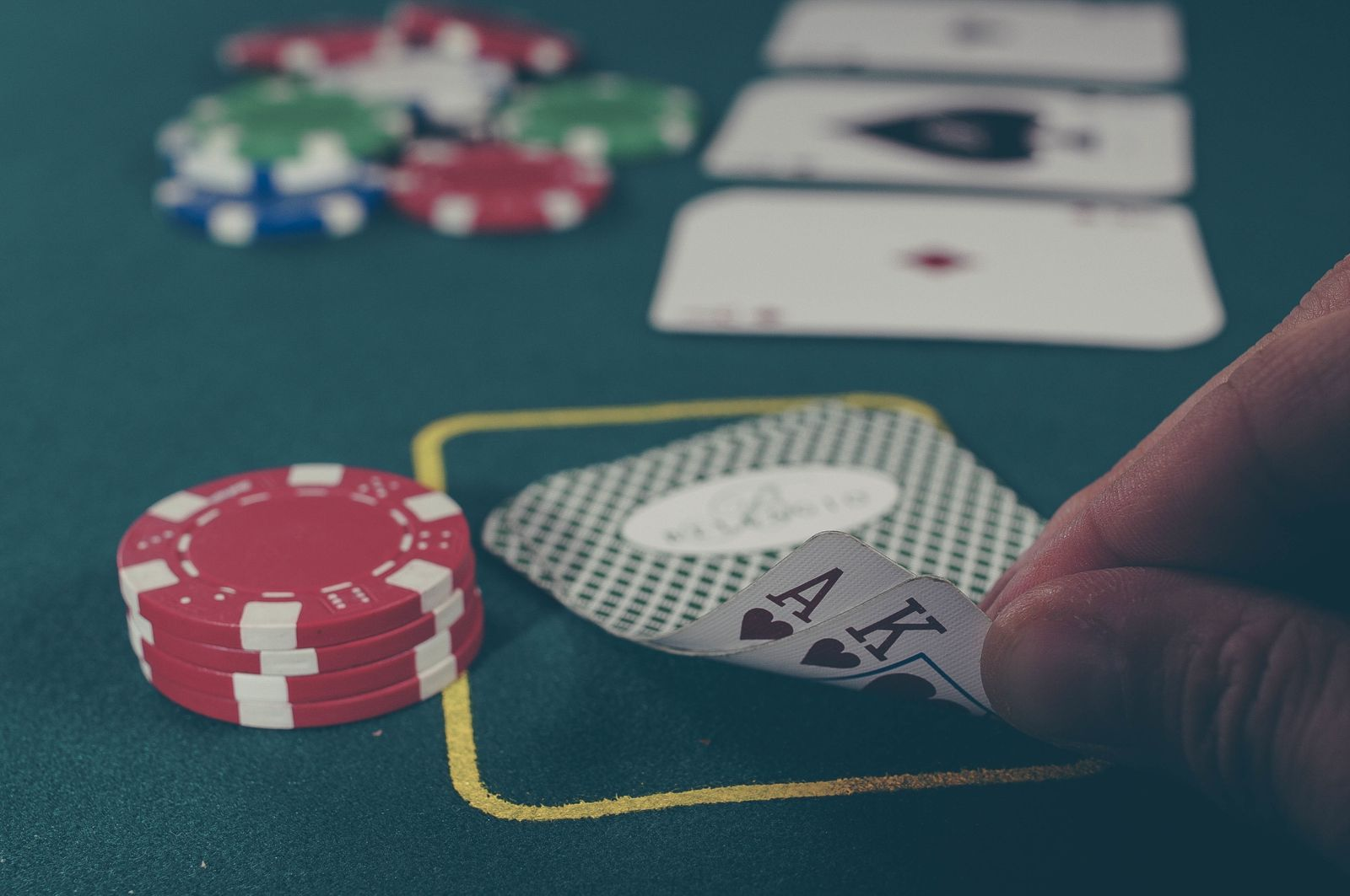 Five Simple Steps To Extra Online Casino Sales